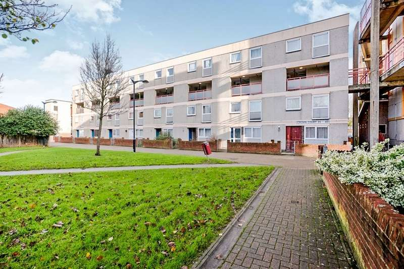2 Bedrooms Flat for sale in Crown Street, Portsmouth, PO1