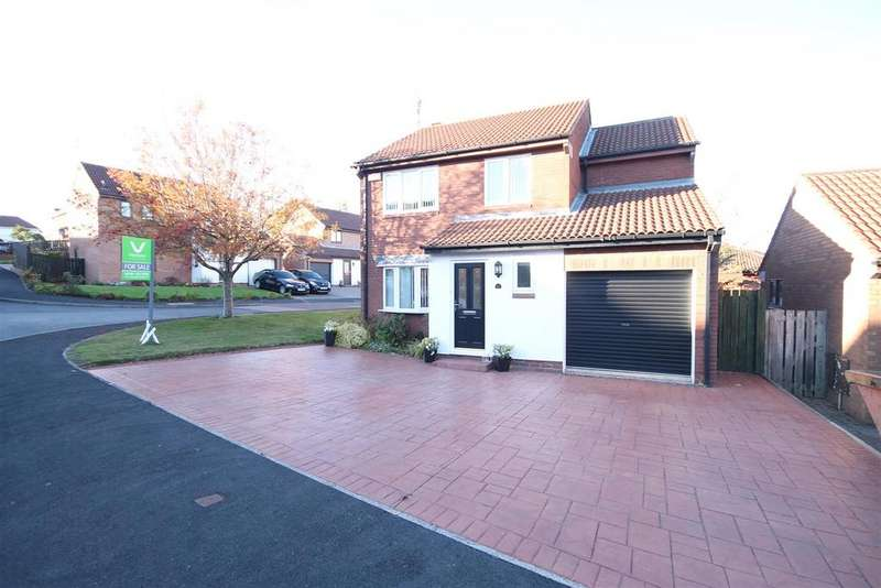 4 Bedrooms Detached House for sale in Mere Drive, Pity Me, Durham