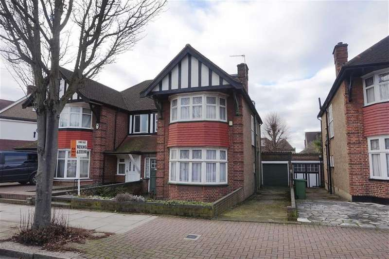 4 Bedrooms Semi Detached House for sale in Chamberlayne Road, Kensal Rise, NW10