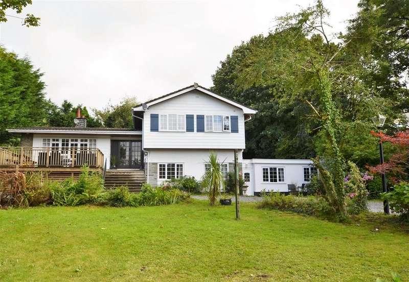 6 Bedrooms Detached House for sale in Kilgetty Lane, Stepaside, Pembrokeshire