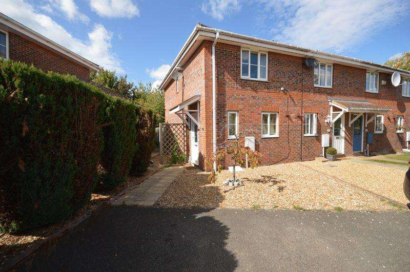 2 Bedrooms End Of Terrace House for sale in Arnald Way, Dunstable
