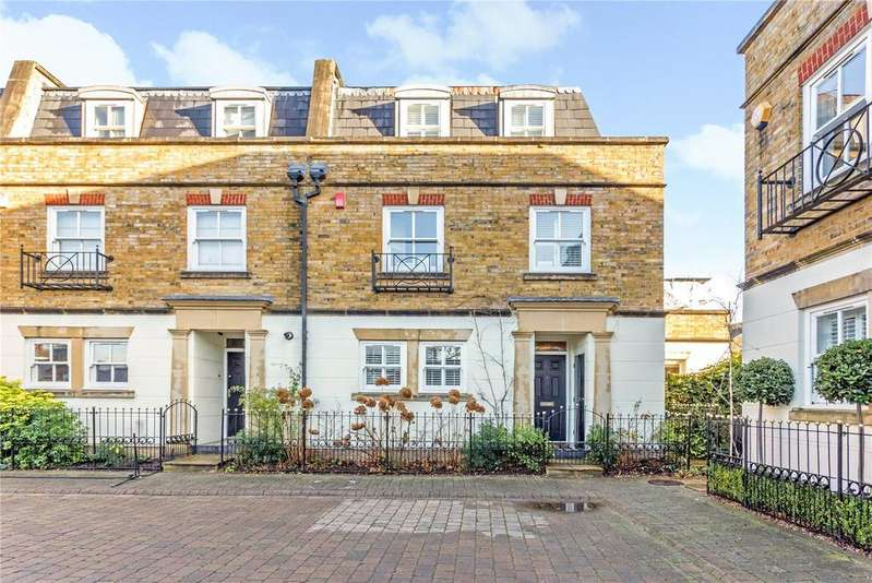 5 Bedrooms End Of Terrace House for sale in Fairfax Mews, Putney, London, SW15