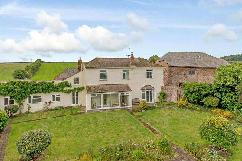 5 Bedrooms Detached House for sale in Weacombe, West Quantoxhead, Taunton, Somerset