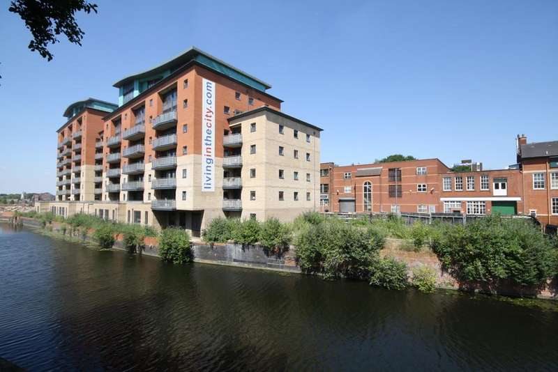 1 Bedroom Apartment Flat for sale in Roman Wall, Bath Lane, West End, Leicester LE3