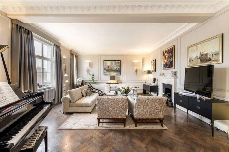 2 Bedrooms Apartment Flat for sale in Mansfield Street, London, W1G