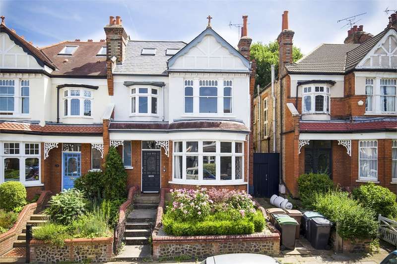 5 Bedrooms Semi Detached House for sale in Grove Avenue, Muswell Hill, London