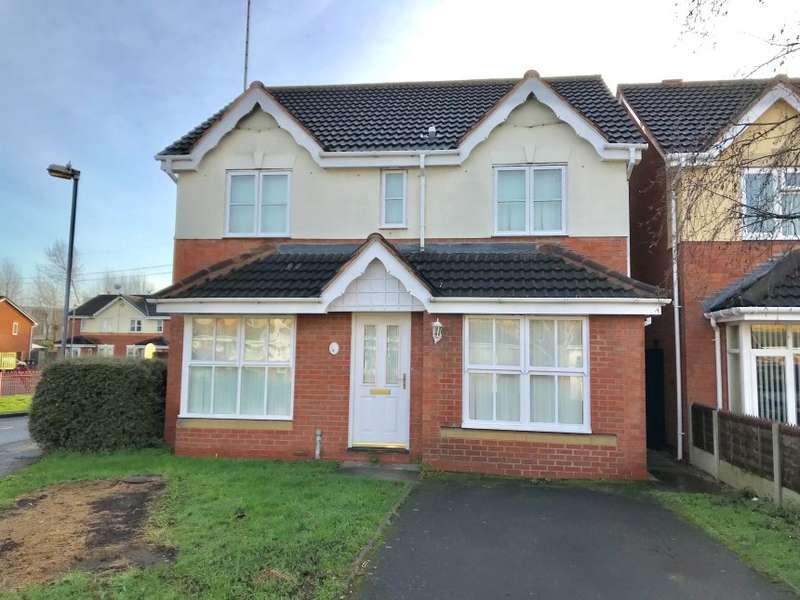 Detached House for sale in 21 Berwood Park, Castle Vale, Birmingham, West Midlands