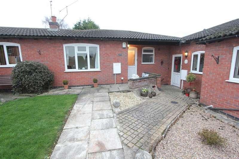 1 Bedroom Semi Detached Bungalow for sale in Edward Street, Hinckley