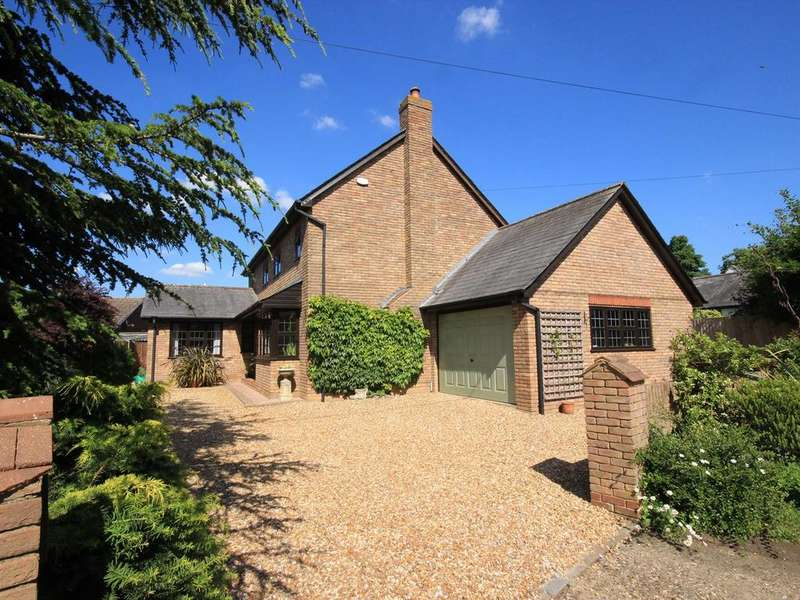 4 Bedrooms Detached House for sale in School Lane, Greenfield, MK45