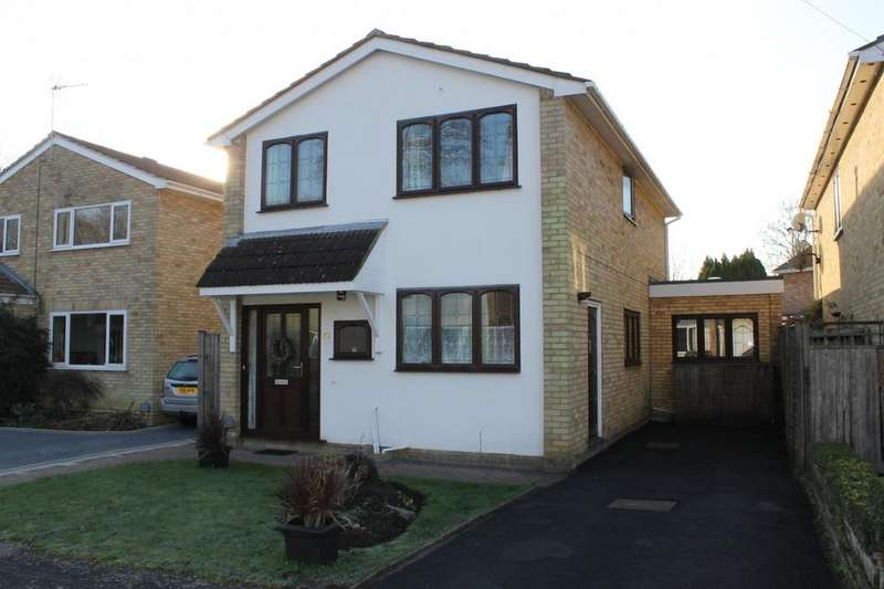 4 Bedrooms Detached House for sale in Fleming Close, Farnborough , Hampshire, GU14