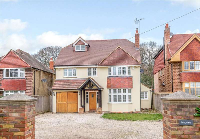 6 Bedrooms Detached House for sale in One Pin Lane, Farnham Common, Buckinghamshire