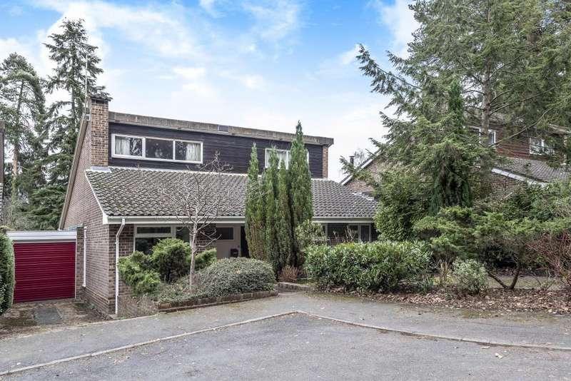 4 Bedrooms Detached House for sale in Bracknell, Berkshire, RG12