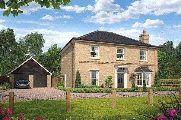 4 Bedrooms Detached House for sale in Kingley Grove, New Road, Melbourn, Royston, Cambridgeshire