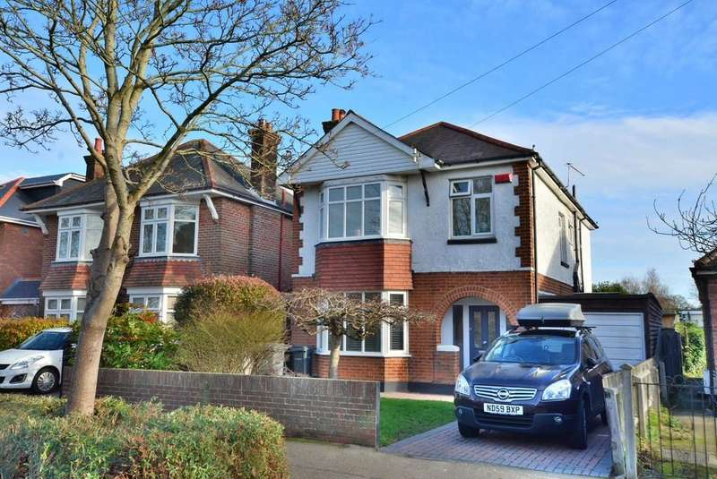 5 Bedrooms Detached House for sale in Broughton Avenue, Bournemouth
