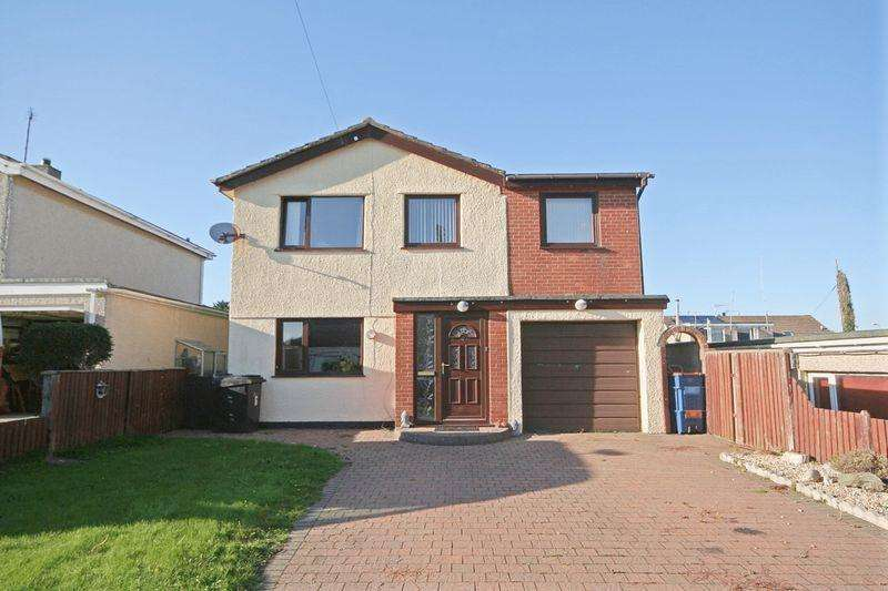 4 Bedrooms Detached House for sale in Holyhead, Anglesey