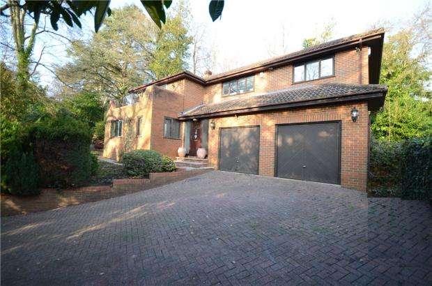 5 Bedrooms Detached House for sale in Scotland Hill, Sandhurst, Berkshire