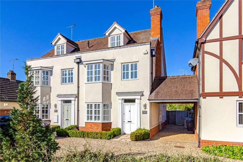 4 Bedrooms Unique Property for sale in Ferndale, Much Hadham, Hertfordshire, SG10