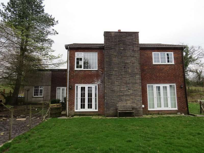 5 Bedrooms Detached House for sale in Robins Nest, Mountain Hare, Merthyr Tydfil, CF48 4AJ