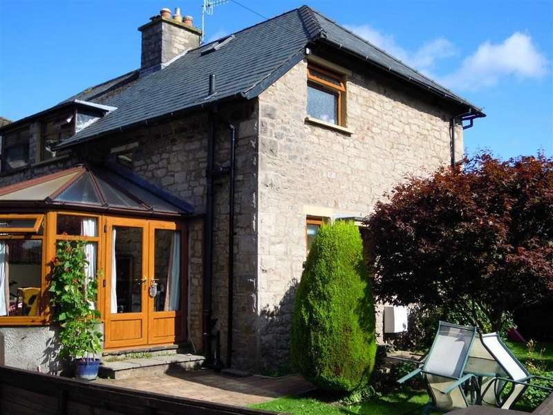 3 Bedrooms Semi Detached House for sale in Underley Hill, Kendal, Cumbria