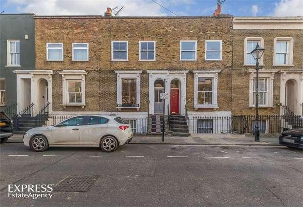2 Bedrooms Flat for sale in Vivian Road, London