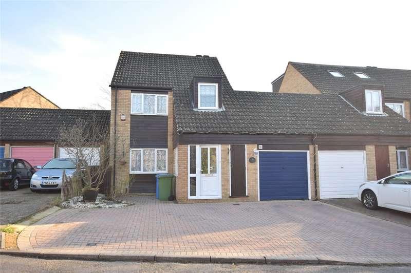 3 Bedrooms Link Detached House for sale in Frobisher, Bracknell, Berkshire, RG12