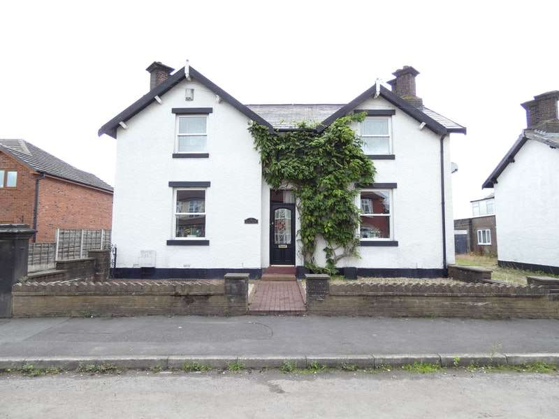 5 Bedrooms Detached House for sale in Thornham Old Road, Oldham, Greater Manchester, OL2