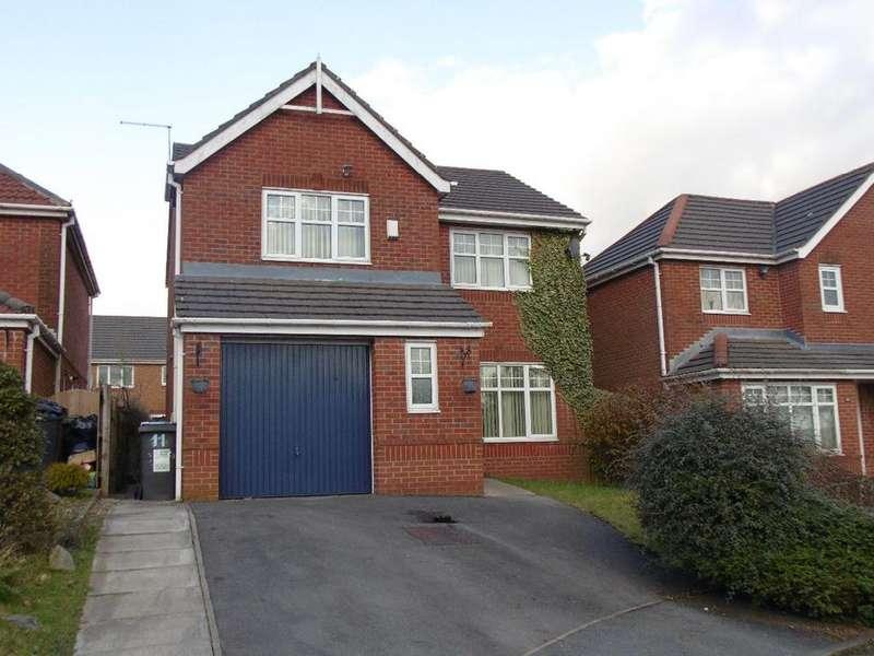 4 Bedrooms Detached House for sale in Howardian Close Oldham OL8 3WE
