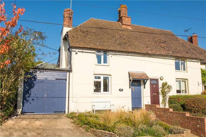 3 Bedrooms Semi Detached House for sale in High Street, Dadford, Buckinghamshire