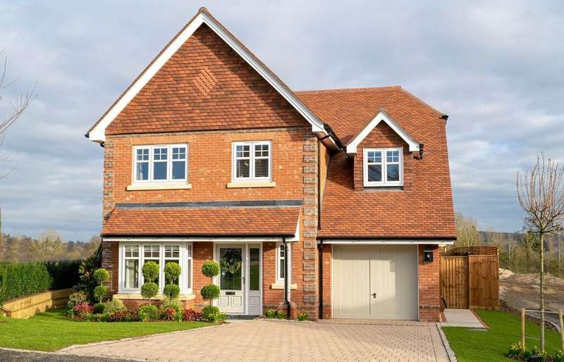 4 Bedrooms Detached House for sale in Pangbourne Hill, Pangbourne, RG8