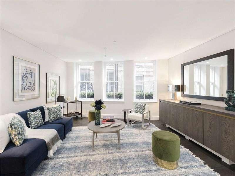 1 Bedroom Flat for sale in Pinks Mews, 1-6 Dyer's Buildings, Holborn, London, EC1N