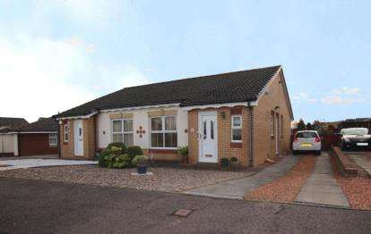 2 Bedrooms Bungalow for sale in Craigearn Avenue, Kirkcaldy