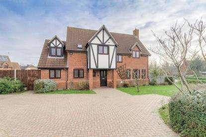 4 Bedrooms Detached House for sale in Oaken Head, Emerson Valley, Milton Keynes