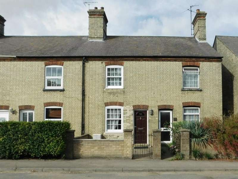 2 Bedrooms Terraced House for sale in Hitchin Road, Arlesey, Beds SG15 6SA