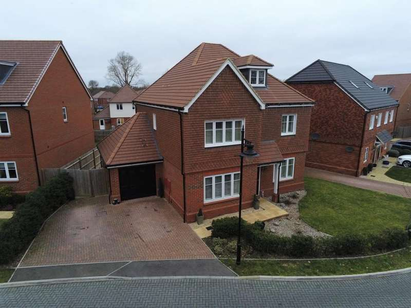 5 Bedrooms Detached House for sale in Curlew Grove