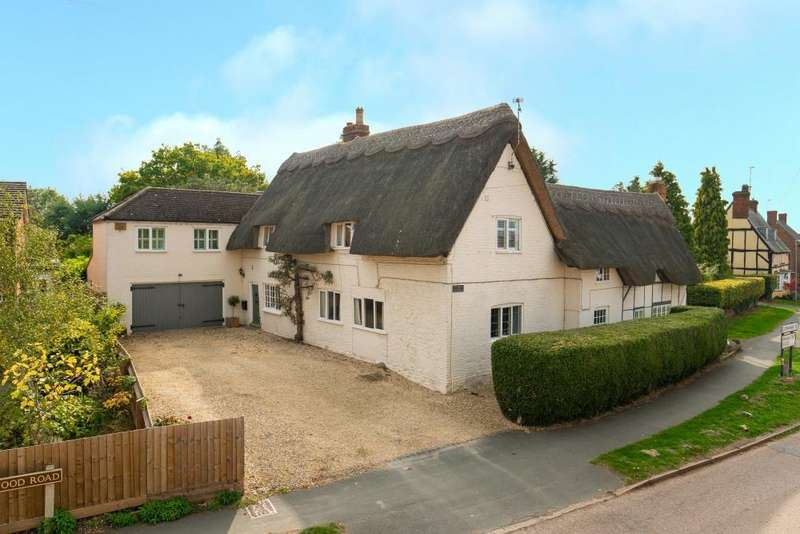 5 Bedrooms Detached House for sale in The Green, Great Horwood, Milton Keynes