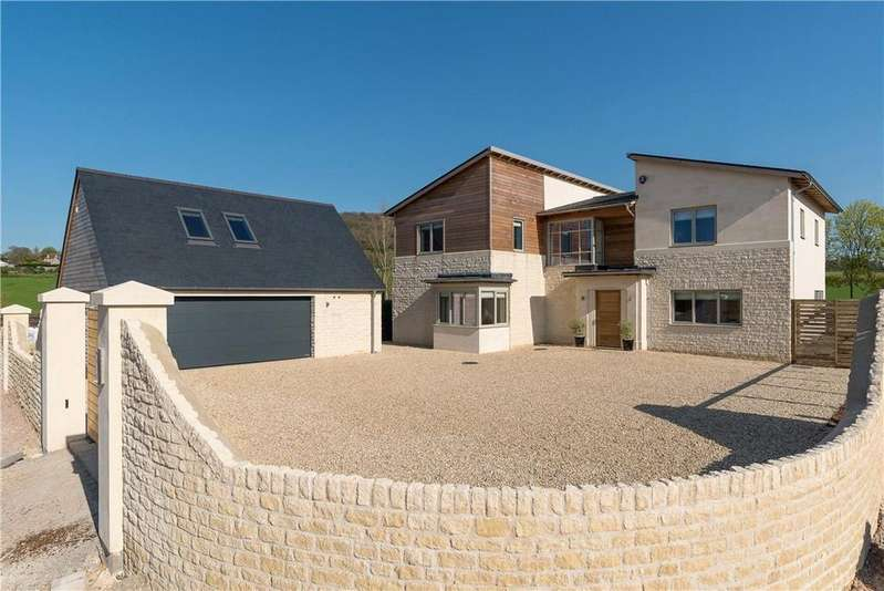 5 Bedrooms Detached House for sale in House 3, Tyning Meadows, Bathampton, Somerset, BA2