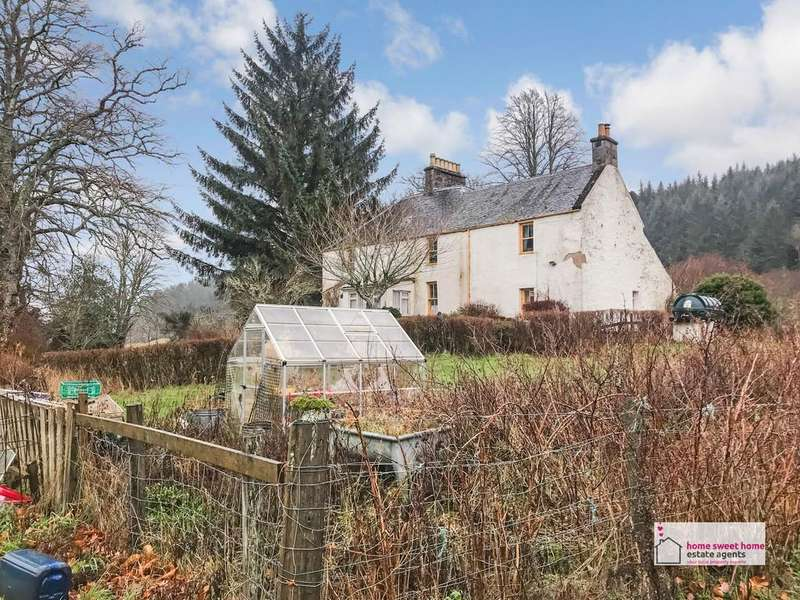5 Bedrooms Farm House Character Property for sale in Drumnadrochit, Inverness, IV63 6XE