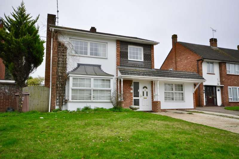 3 Bedrooms Detached House for sale in Coppice Road, Woodley, Reading, RG5 3QX