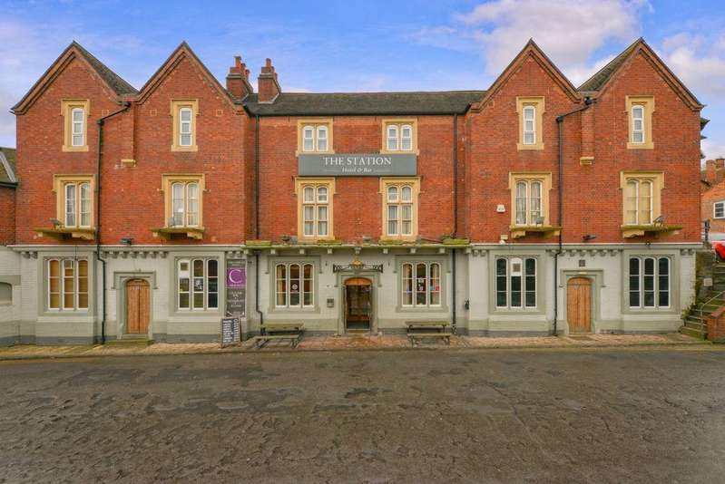 7 Bedrooms House for sale in Station Road, Wellington, TF1