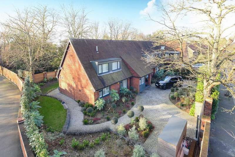 5 Bedrooms Semi Detached House for sale in Allison Grove, Dulwich