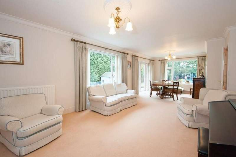 5 Bedrooms Detached House for sale in Little Sutton Lane, Four Oaks
