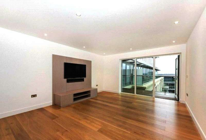 2 Bedrooms Apartment Flat for sale in Faulkner House, Distillery Road, Fulham Reach, London, W6