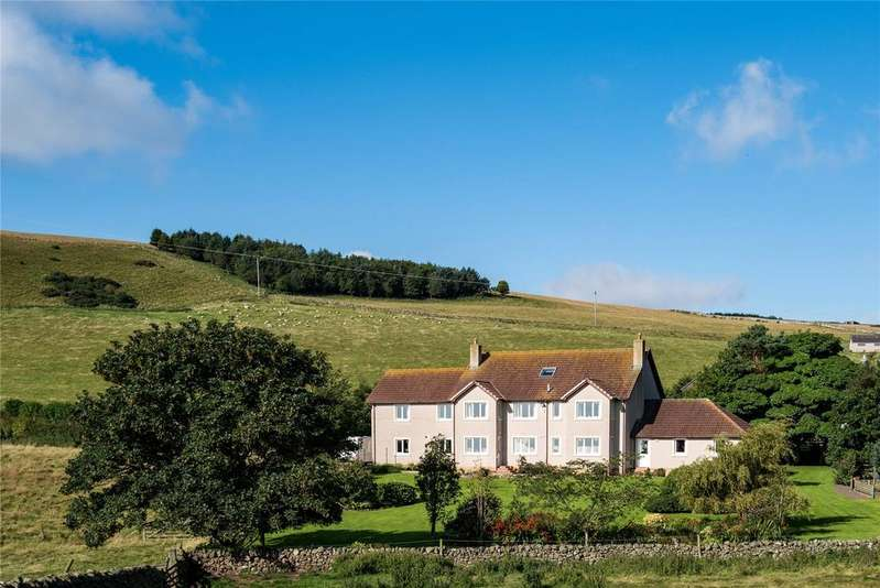 7 Bedrooms Equestrian Facility Character Property for sale in Glen More House, Lamberton, Berwickshire