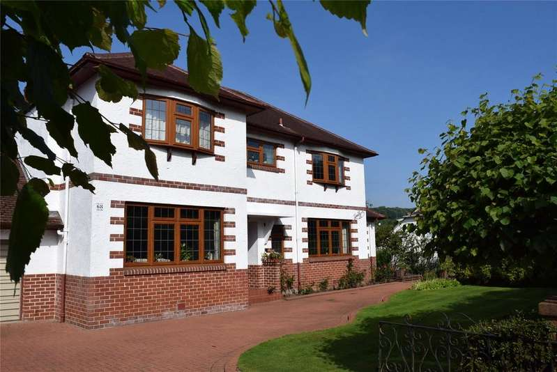 4 Bedrooms Detached House for sale in Switchback Road, Bearsden