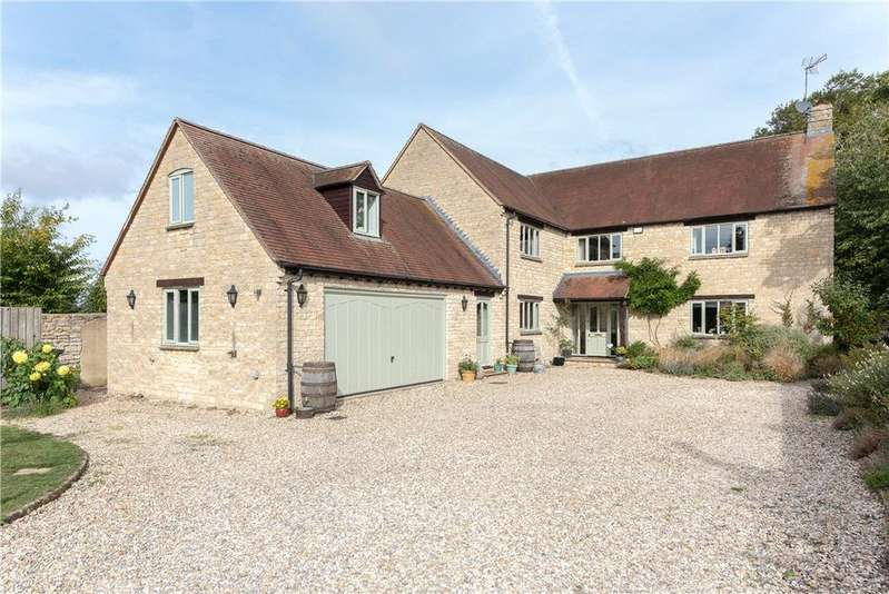 5 Bedrooms Detached House for sale in Orchard Lane, Upper Heyford, Bicester, Oxfordshire, OX25