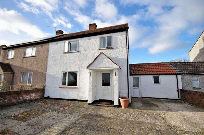 3 Bedrooms Semi Detached House for sale in The Avenue, The Common, Bristol