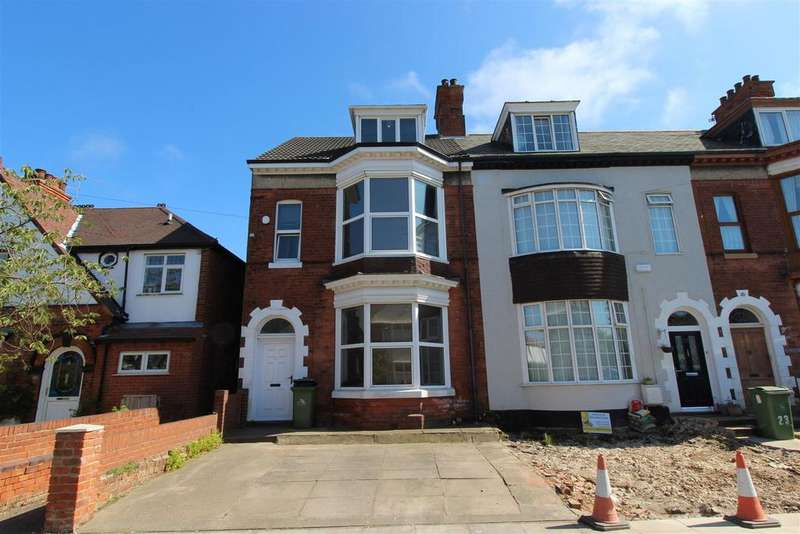 7 Bedrooms End Of Terrace House for sale in Queens Parade, Cleethorpes, DN35 0DF