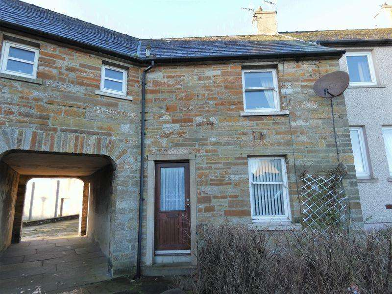3 Bedrooms Terraced House for sale in Millers Terrace, Thurso