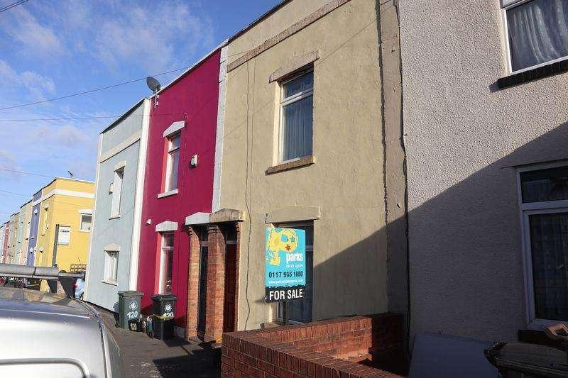 2 Bedrooms Terraced House for sale in Devon Road, Bristol