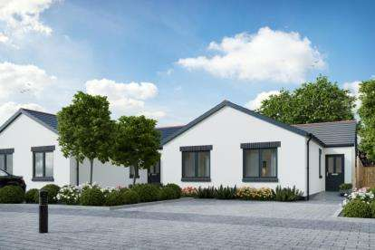 3 Bedrooms Bungalow for sale in Parsonage Lane, Begelly, Pembrokeshire